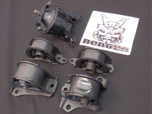 Engine Mount: 5 Piece Set - 50800-XJ1-S0N0