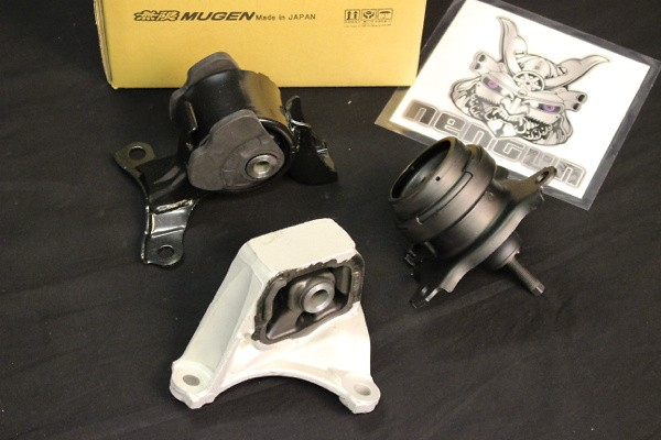 Engine Mount: 3 Piece Set - 50800-XK5-S0N0