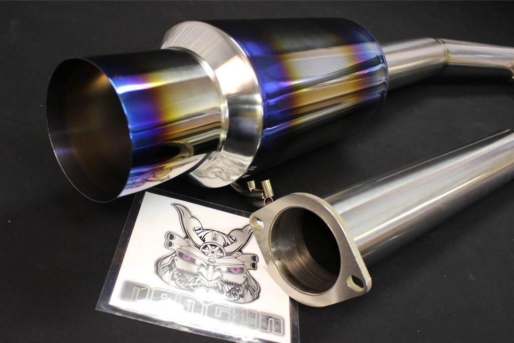 Pipe Size: 90mm - Tail Size: 130mm - JZA80 S1