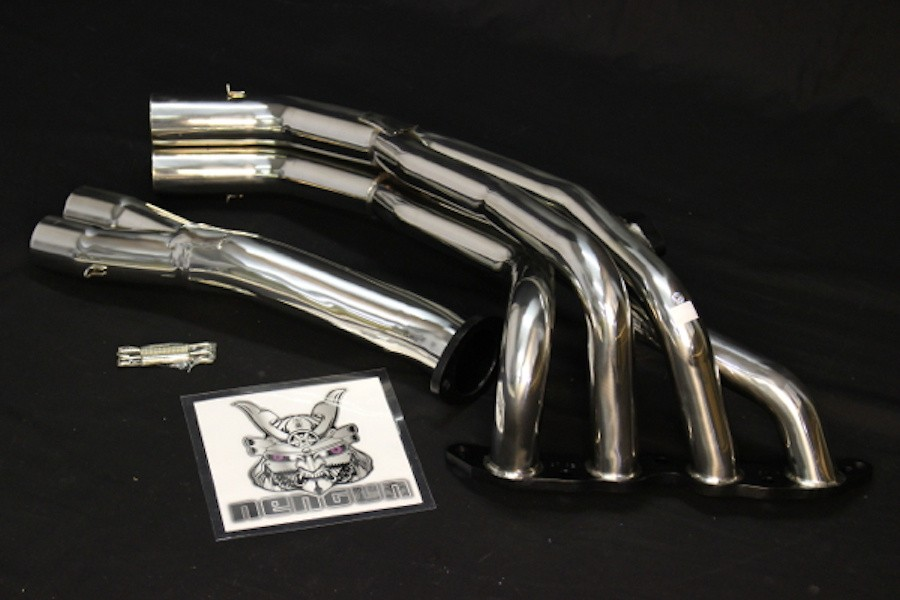 Type 2 - Design: 4-2-1 - Diameter: 42.5 - 50.5 - 63mm - Material: Stainless - 1AB-L203