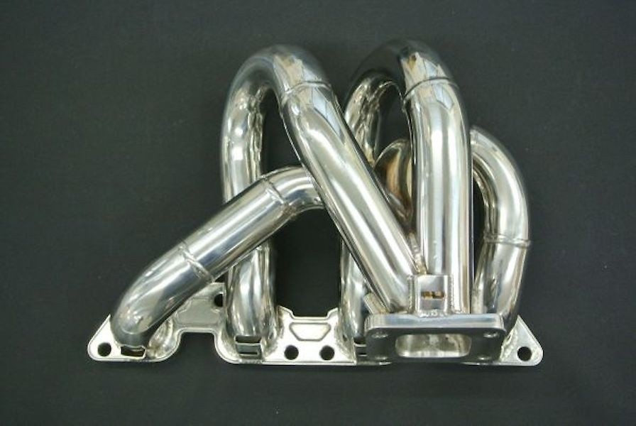 Long Type - Design: 4-1 - Diameter: 42.7mm - Material: Stainless - 2AG-L203