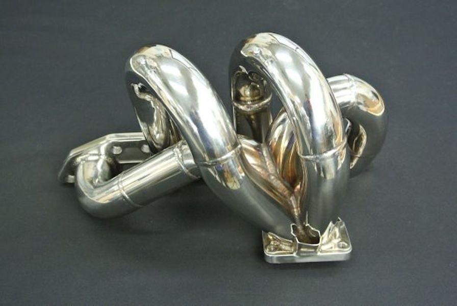 Long Type - Design: 4-1 - Diameter: 42.7mm - Material: Stainless - 2AG-L203