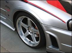 GTR R34 -Nismo G Fender Cover Front