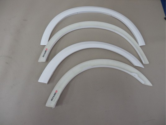 Material: FRP - Type: Front & Rear - 63000-RNR45