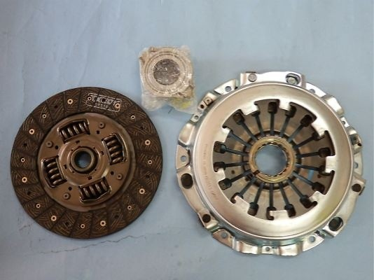 Disk and Cover Set with Bearing - Type: Ultra Fibre - FK01HA