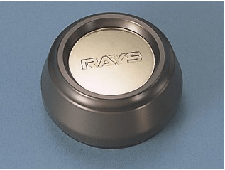 Rays Logo - Colour: Bronze - Height: Standard Type - Quantity: 1 - 40315-RN850-BR