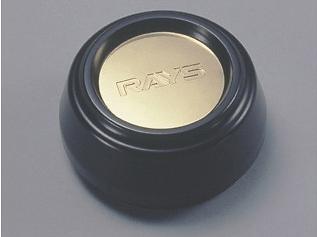 Rays Logo - Colour: Black - Height: Standard Type - 40315-RN850-BK