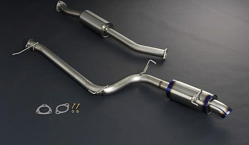 J's Racing - Titanium FX - Accord