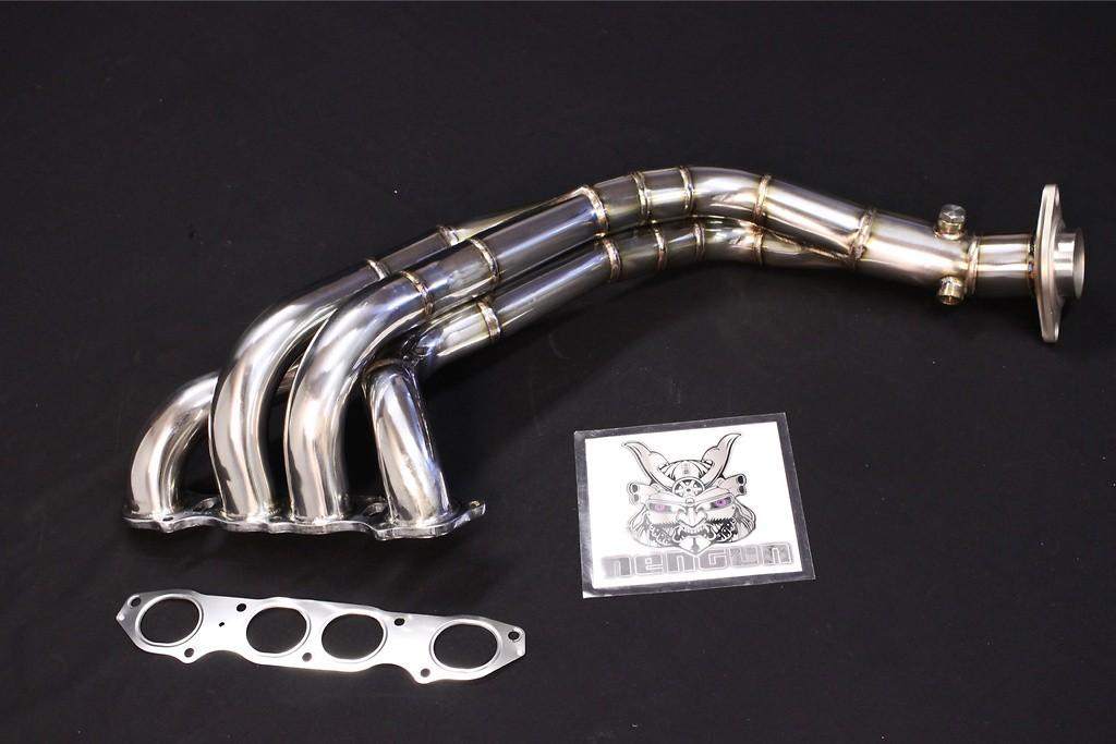 J S Racing Exhaust Manifold Nengun Performance