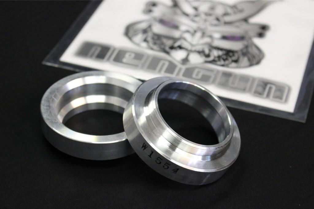 Outer Diameter: 73mm - Inner Diameter: 54mm - Thickness: 15mm - W1554