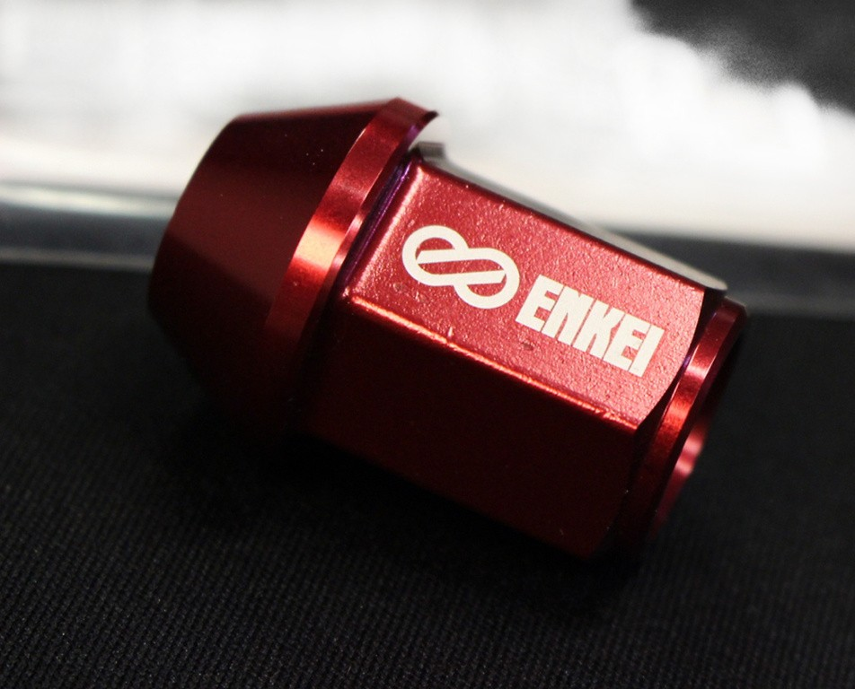 Enkei - Performance Duralumin Wheel Lock & Nut Sets