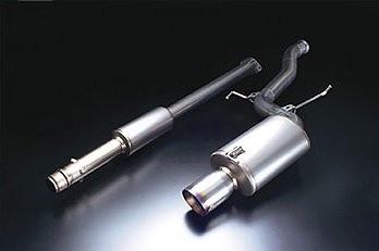 HKS Kansai - Titanium Muffler