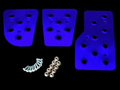 Carbing - Pedal Set - Blue