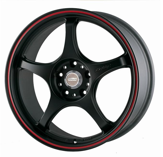 5zigen - FN01R-C - Red Line