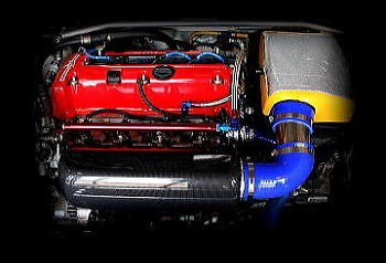 M and M Honda - Super Surge Tank