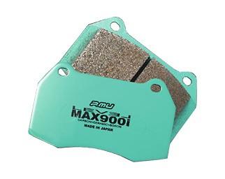 Project Mu - Brake Pads - Level Max900i