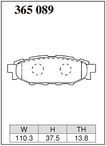 GT86 Rear