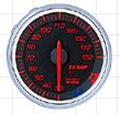 HKS - DB Meter RS - Temperature