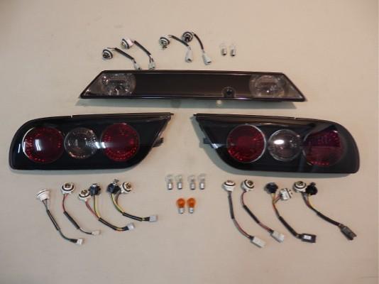 Nissan - 180SX - Smoked Rear Lights - 180SX