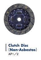 Spoon - Clutch Disc - Non Asbestos - S2000 AP1/2