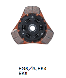 Spoon - Clutch Disc - Metal - EG6/9 EK4/9