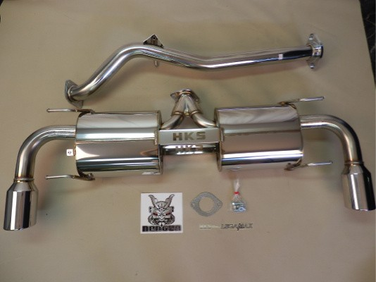Mazda - RX-8 - SE3P - 03/04 ~ 08/02 - 65mm Pipe - 100mm Tail L&R - 32018-AZ002