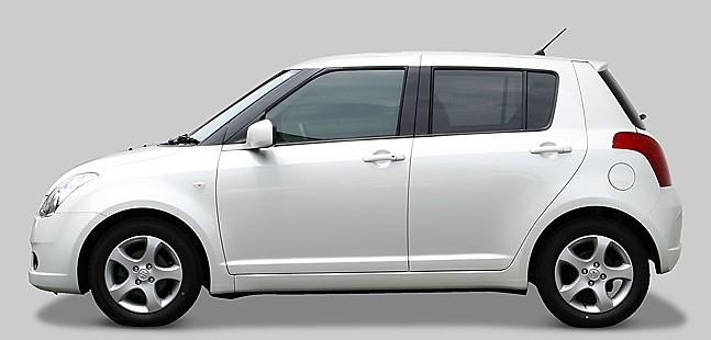Suzuki Sport - 2 Door Look Garnish