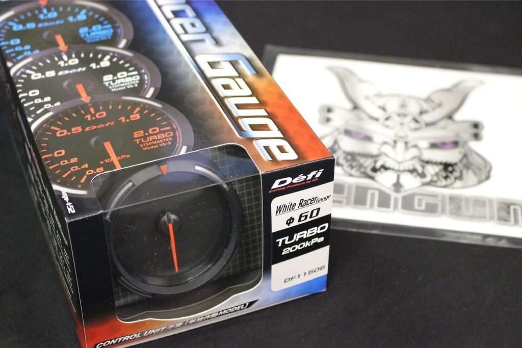 Type: Turbo - Color: White - Diameter: 60mm - Range: -100 ~ +200kPa - DF11506