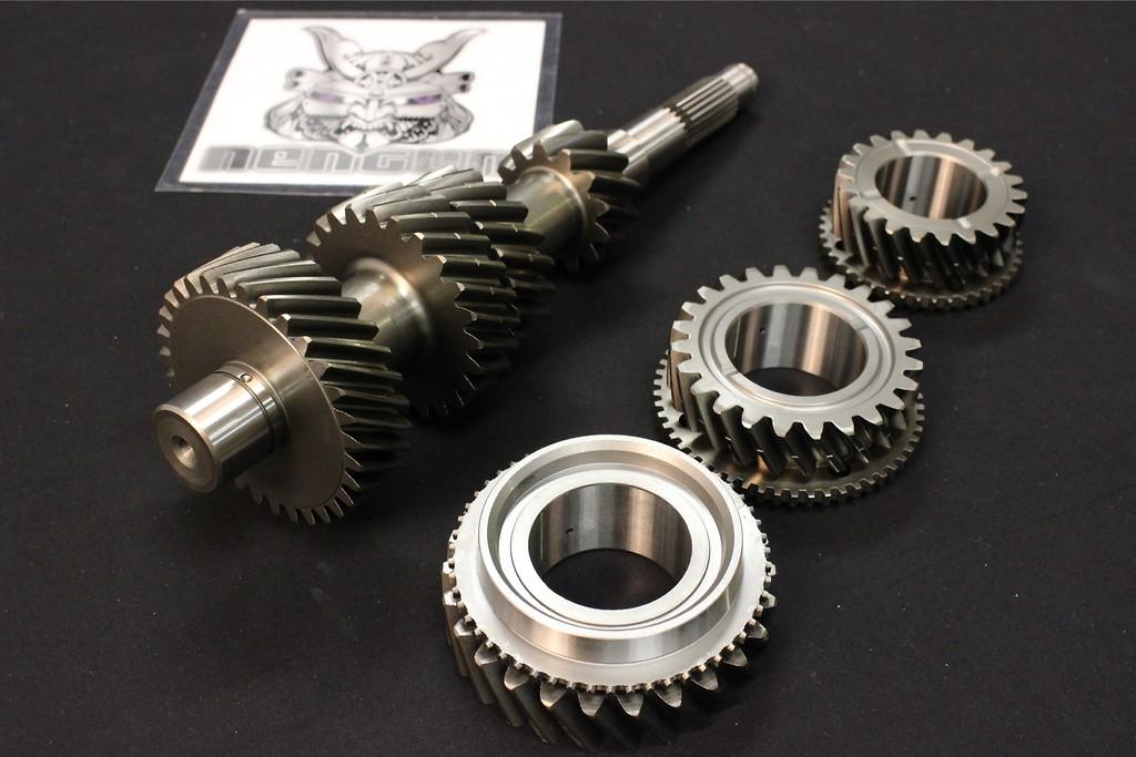 3 Speed Set - Gear Ratio: 2.695-1.703-1.236 - FS5R30A