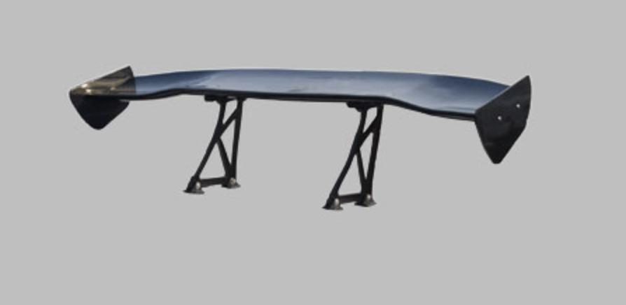 Material: Black FRP - Width: 1550mm - Height: High 290mm - BK-HIGH