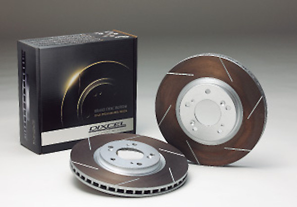 DIXCEL - HS Brake Rotor