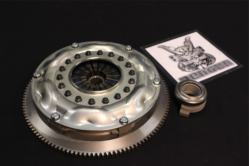 Cover (with exclusive sleeve bearing) - Clutch Cover: Pressed - SW20-PC