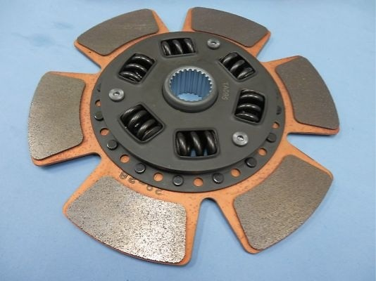 Clutch: Hyper Single - Part Name: Disc Assembly - DH04D