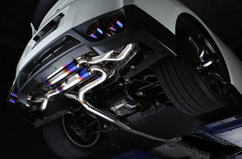 Amuse - RS-Silent - R35 GTR