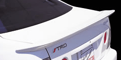 TRD - Rear Aero Spoiler