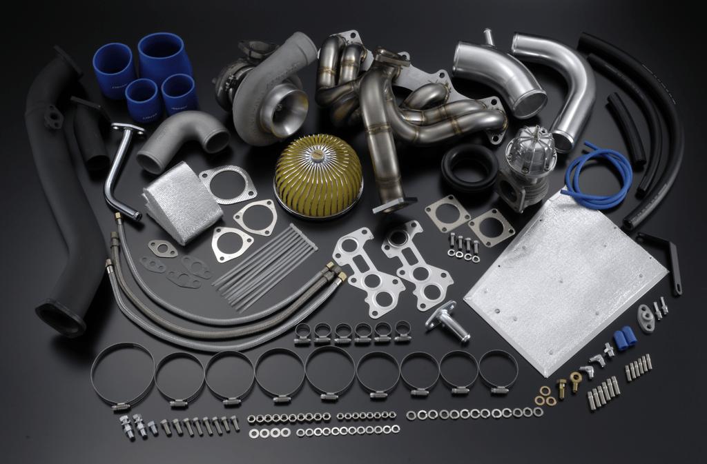 Greddy - Turbo Kit - Toyota JZ - Wastegate Type