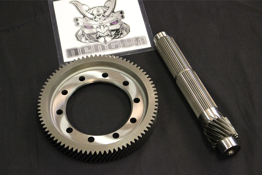 Gear Ratio: 5.1 - 41220-DC5-101
