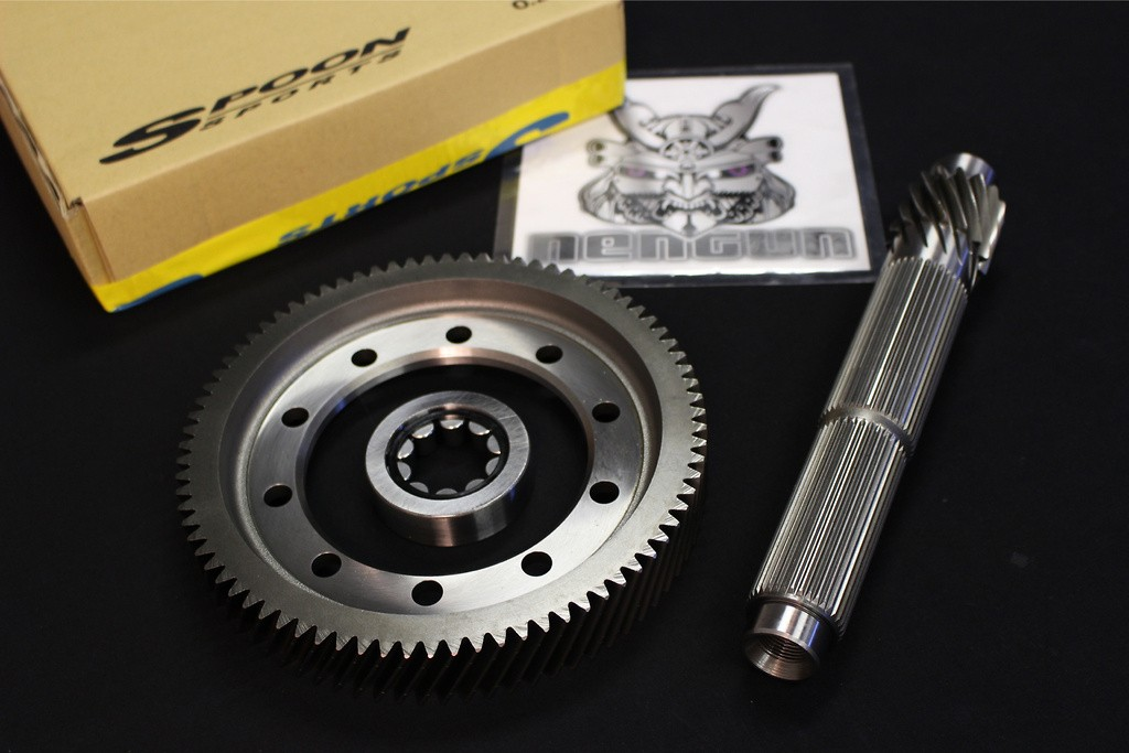 Gear Ratio: 5.3 - 41220-FD2-101