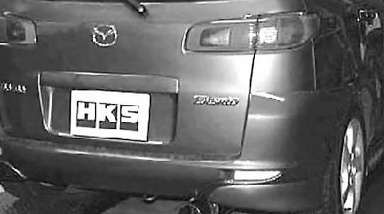 Mazda Demio DY3W ZJ-VE 02/08 - 07/06 - 32003-AZ003