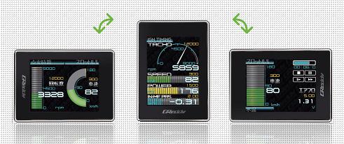 Greddy - Intelligent Infometer Touch