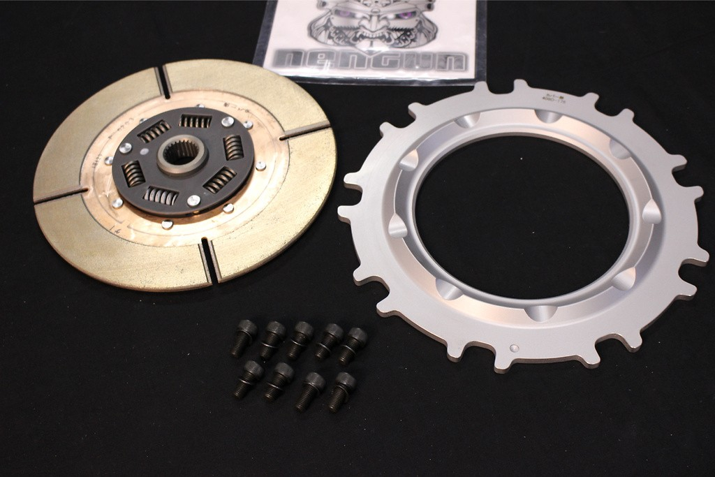 for ORC-409D-02N - clutch disc, a pressure plate and 9x cover bolts - 62100052
