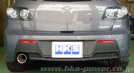 HKS - Legamax Premium - BK3P