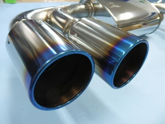 Pieces: 1 - Pipe Size: 65mm - Tail Size: 90mm (x4) - Body Type: S304 - Tail Type: RM (Titan) - 31021