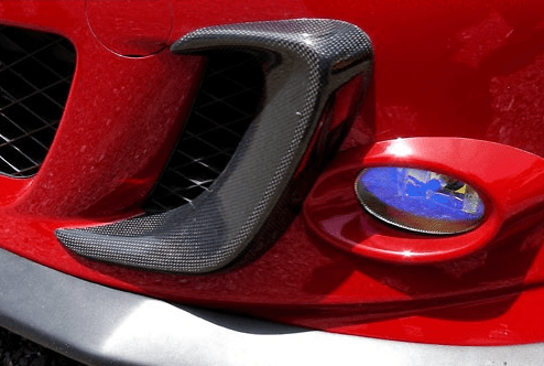 J's Racing - Air Duct - Fit