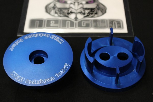 Weld - Differential Gear Box Bushing Semi-Rigid Sealer