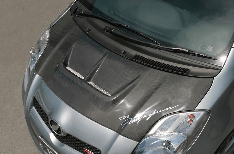 C One Carbon Fibre Bonnet Nengun Performance