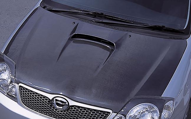 C-One - Carbon Fibre Bonnet - Corolla