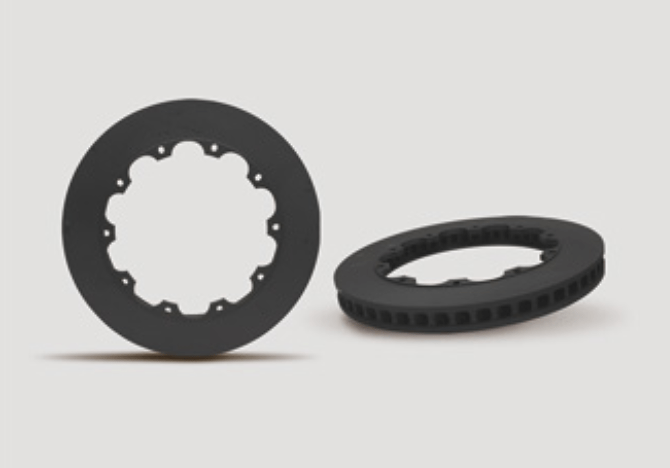 Rotors Only - Requires standard hats - Type: Front - Size: 390mm - 39033B44R/45L