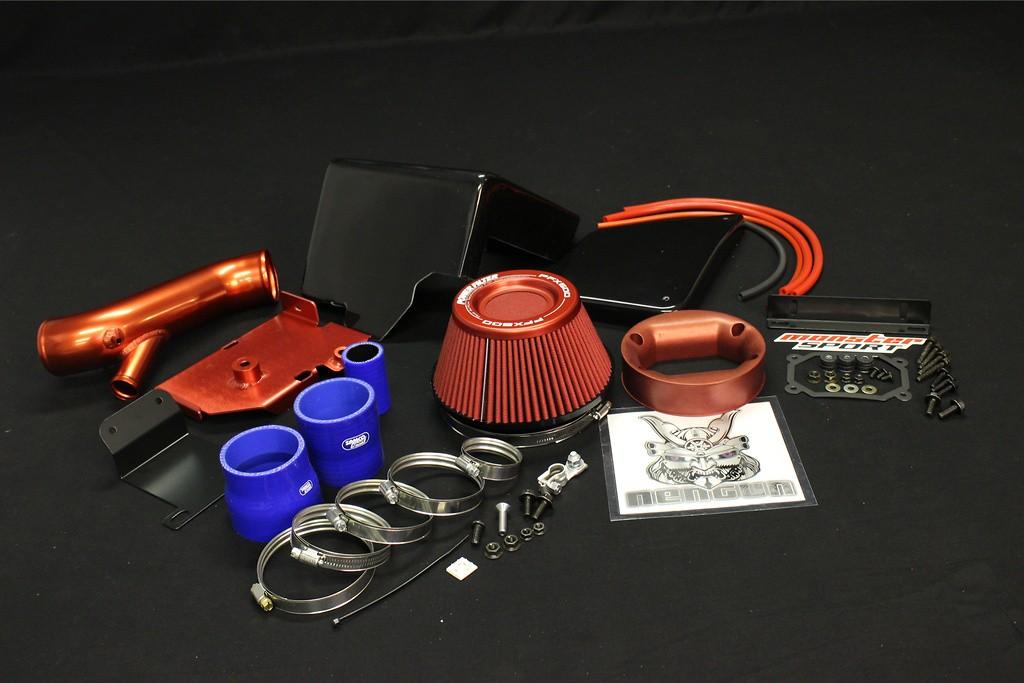 Mitsubishi - Evo - VI - PFX600 Intake Kit with FRP Box - 3GBP05
