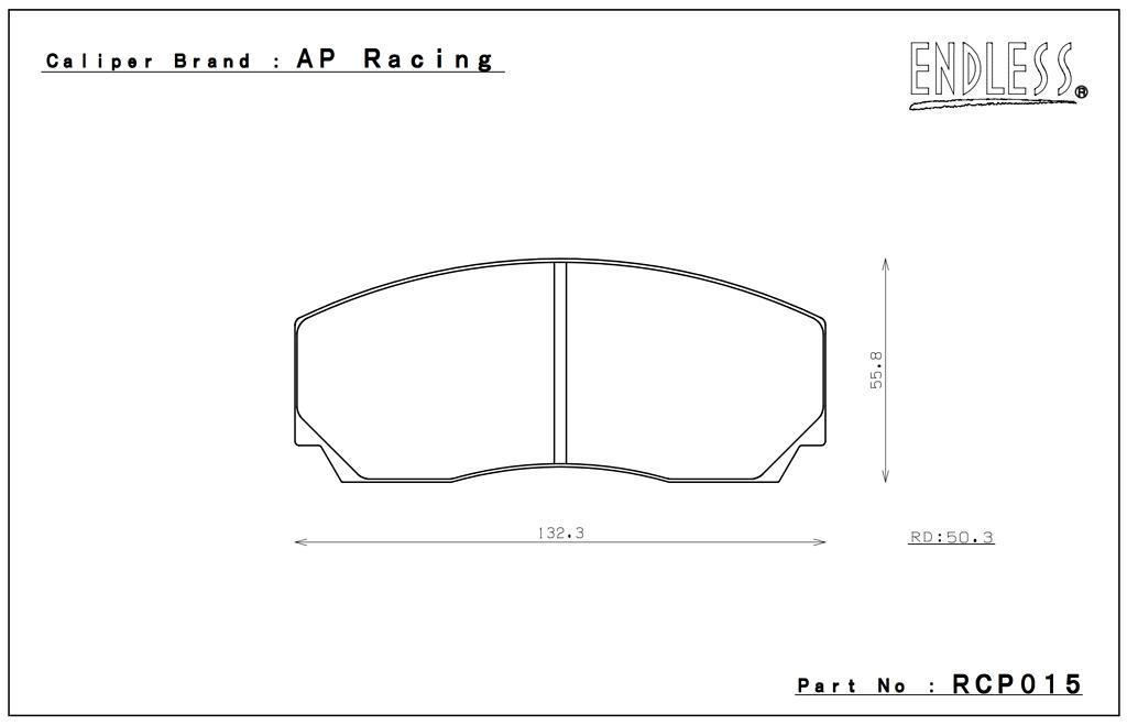 AP Racing Caliper - CC2279/3215/5200 - RCP015